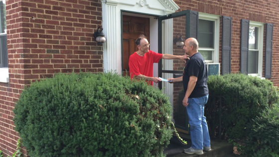 Eternal Walk Ministry: Door-to-Door Ministry in Frederick, Maryland