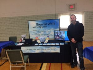 Nick at Eternal Walk Ministry
